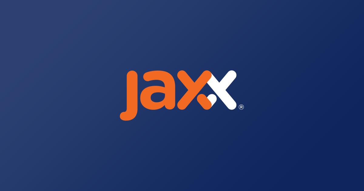 JAXXの設定方法と送受信方法